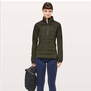 Lululemon Down For It All Pullover NWT